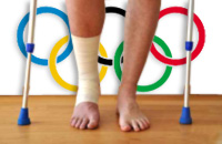 physical therapy at the olympics