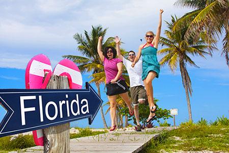 Having Fun in Florida